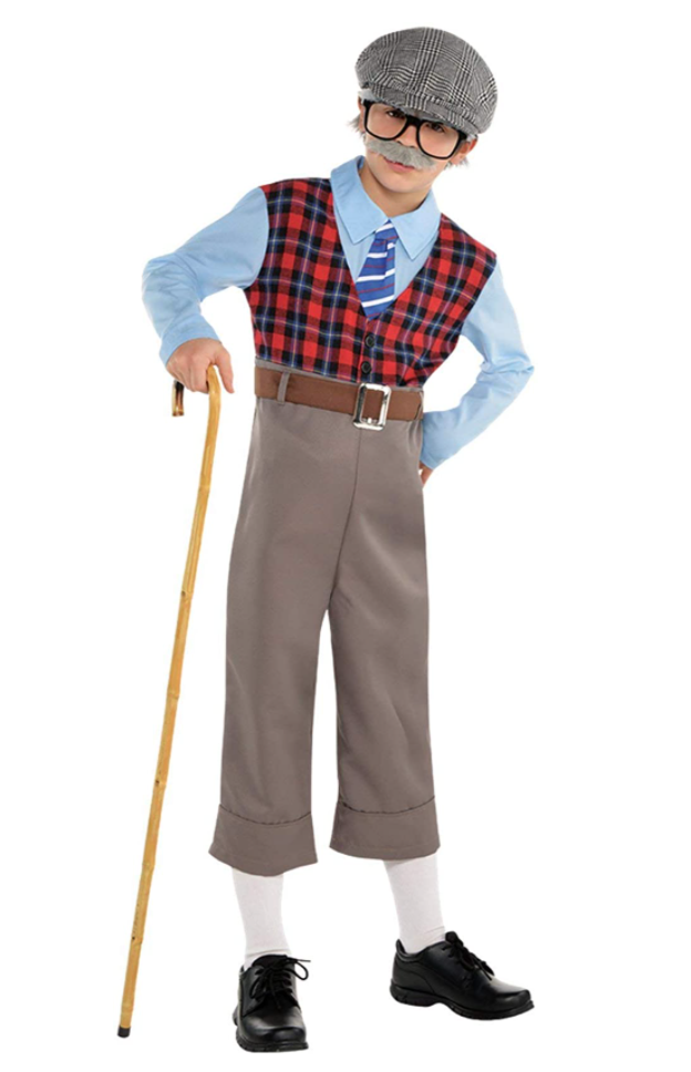 dress up ideas for the 100th day of school