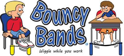 Bouncy Bands help kids focus