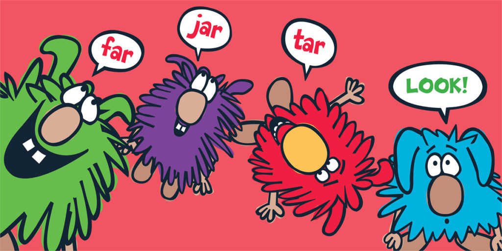 Ideas and books to help teach rhyming. Perfect for Pre-K or Kindergarten.