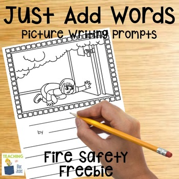 free writing resource for teachers fire safety Just Add Words