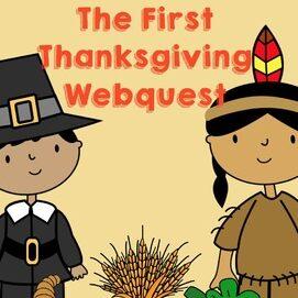 Thanksgiving webquest