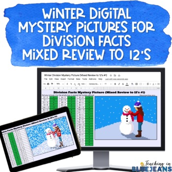 winter division digital mystery pic