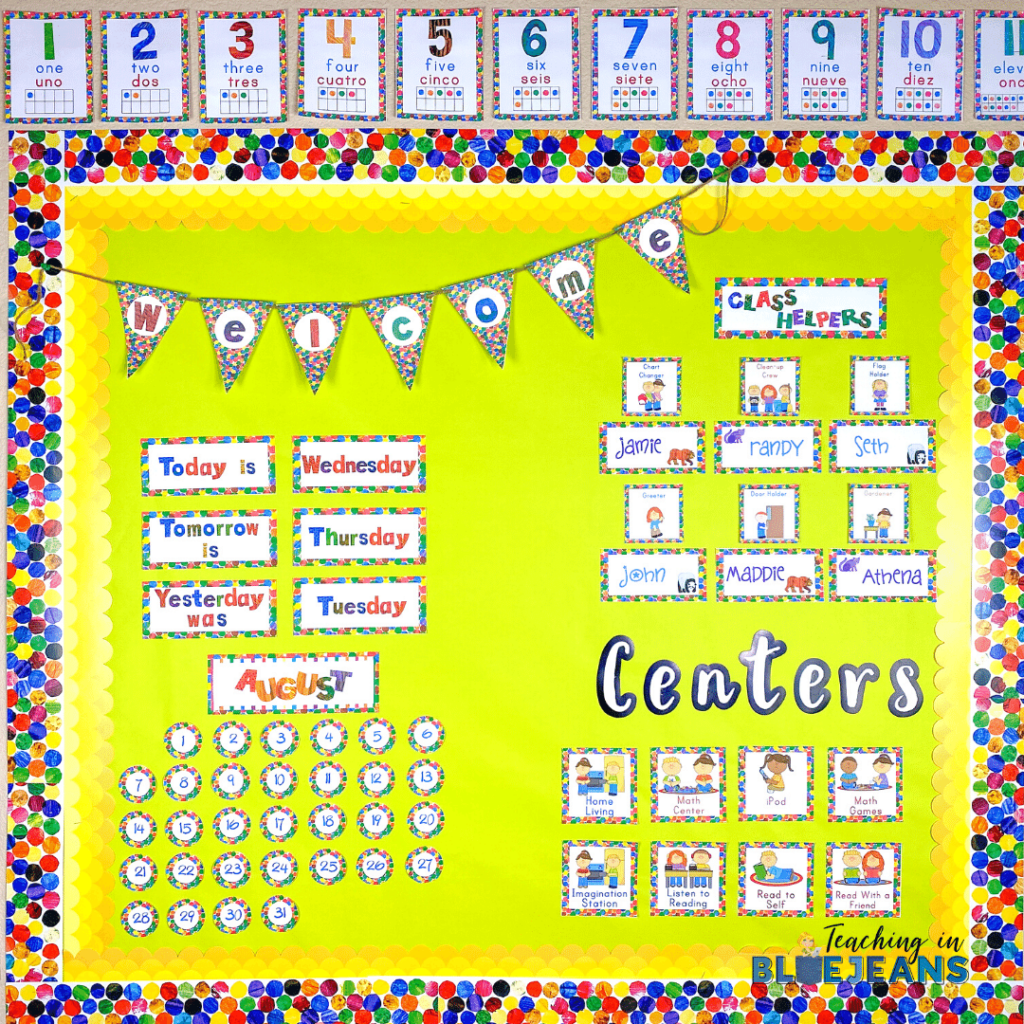 Prepare and take the guesswork out of back to school time by using readily available resources that are simple and easy. Classroom decor and easy back to school activities that you can print and use are the best way to take the chaos out of the first of the year.