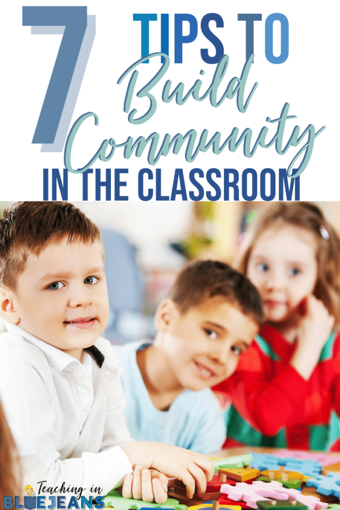 Building a classroom community is not easy. But these ten tips will help you turn your group of students into a family.