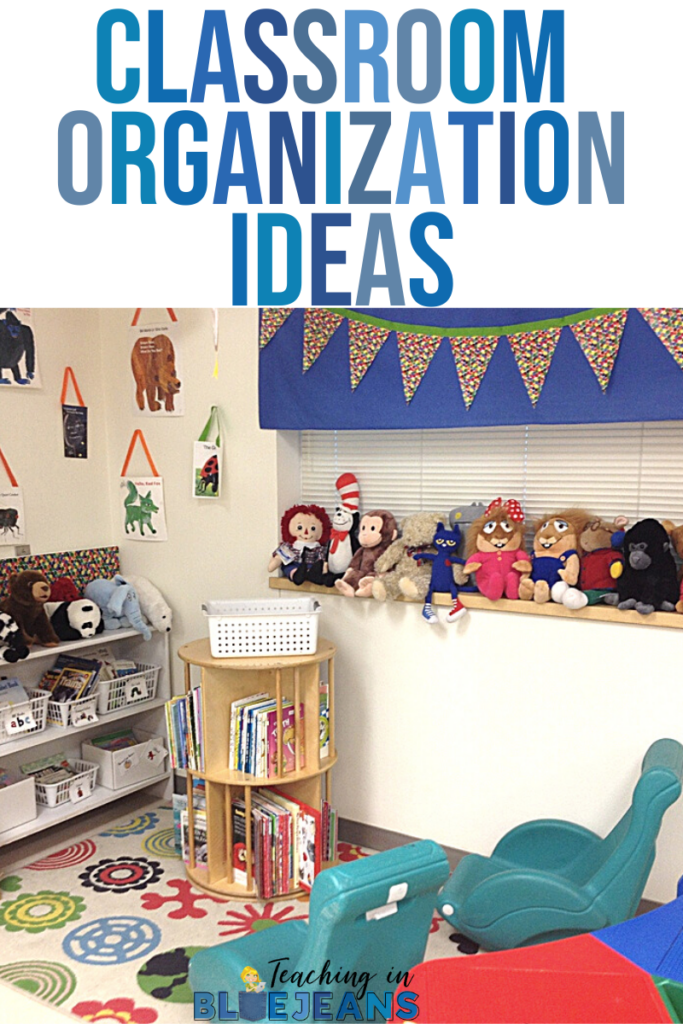 These classroom organization ideas will help you maximize the space in your classroom.